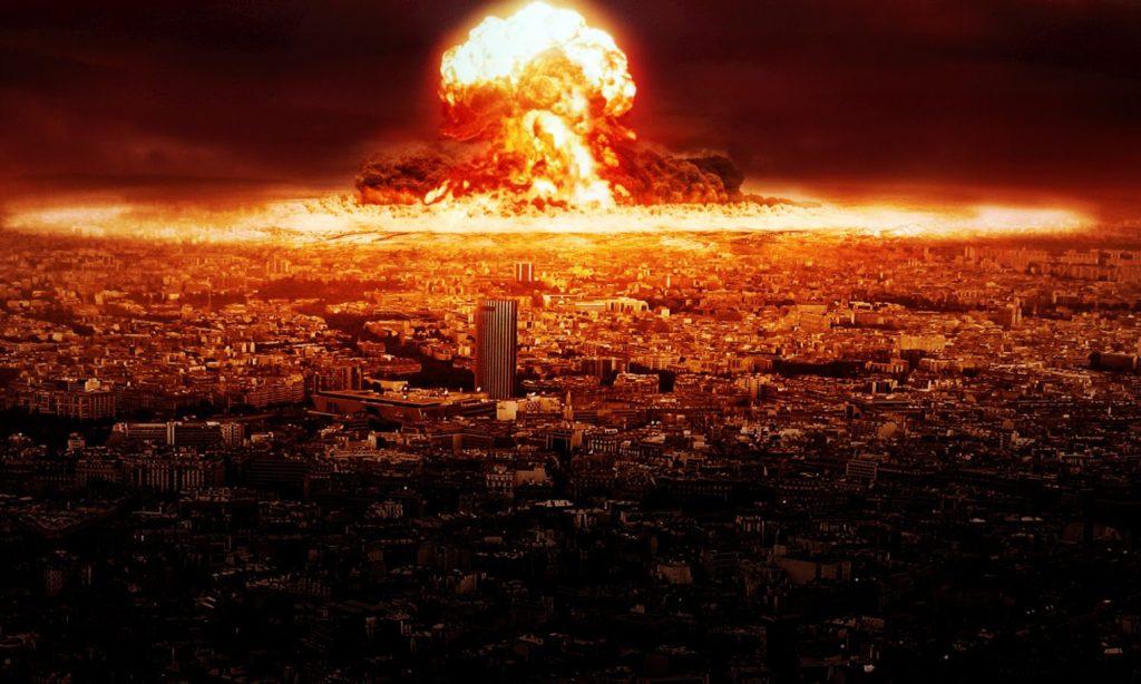 Дохлокс - ядерный взрыв